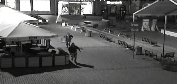 Artykuł: Ukradł krzesło z lokalu na starówce [FILM]
