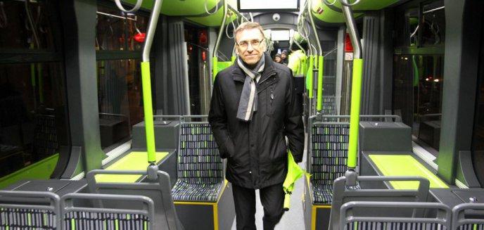 Artykuł: Prezydent komentuje sprawę przetargu na dostawę tramwajów. ''Będziemy szukać''