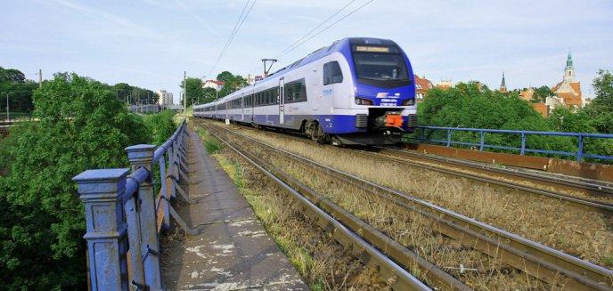 Artykuł: Kolejny etap modernizacji linii kolejowej na trasie Olsztyn - Ełk. PKP wyda 290 mln złotych