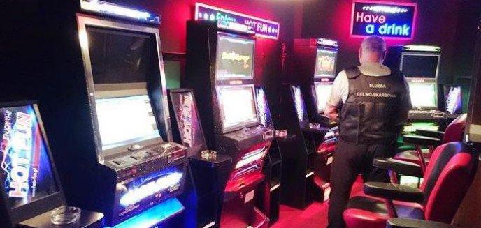 Artykuł: Zatrzymali kolejne automaty do gier