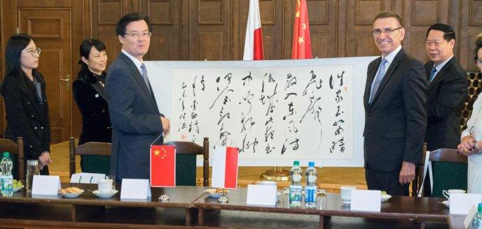 Artykuł: Goście z Chin w Olsztynie. Będą nowe miejsca pracy?