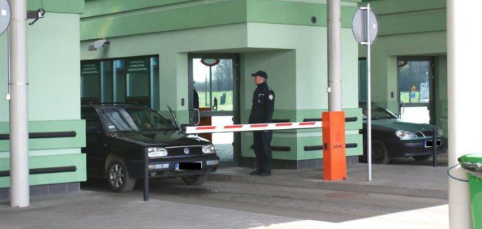 Artykuł: Chciał wwieźć do Polski zakazany gaz