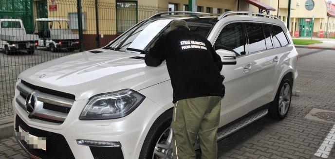 Artykuł: Kolejne kradzione auta odzyskane na granicy