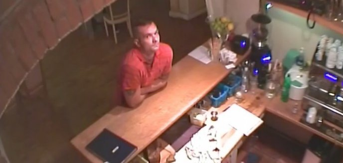 Artykuł: Ukradł portfel z restauracji w Gietrzwałdzie. Pomóż znaleźć sprawcę