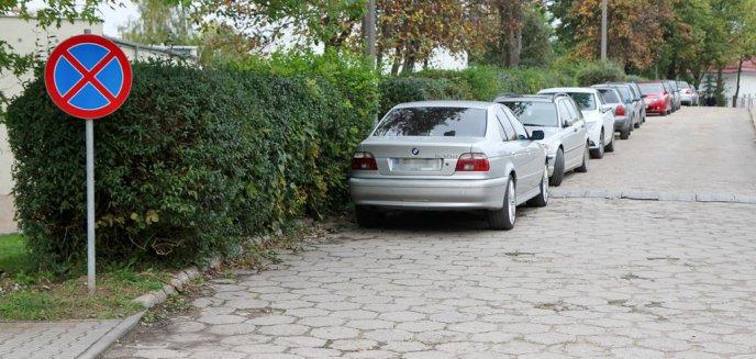 Parkingowy problem przy ulicy Żołnierskiej. Inwestor zamknął teren