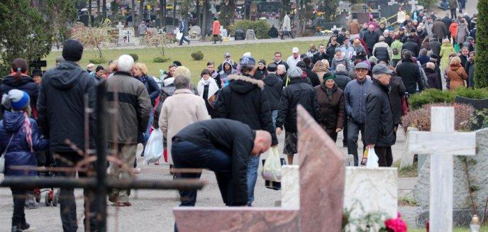 Artykuł: Strażnicy miejscy ruszają na olsztyńskie cmentarze. Przestrzegają przed '' hienami cmentarnymi''