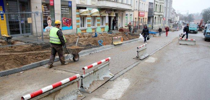 Artykuł: Ulica Pieniężnego na miesiąc przed otwarciem [ZDJĘCIA]
