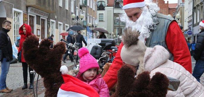 Artykuł: Motomikołaje ponownie pojawią się na olsztyńskiej starówce