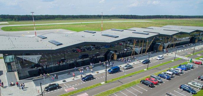 Port Lotniczy Olsztyn-Mazury z Certyfikatem Urzędu Lotnictwa Cywilnego