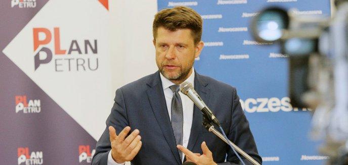 Artykuł: Ryszard Petru w Olsztynie. Przedstawił plan naprawy państwa