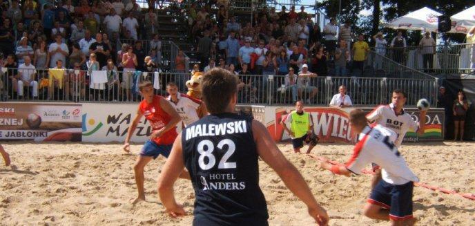 Artykuł: Piłka ręczna plażowa wraca do Starych Jabłonek