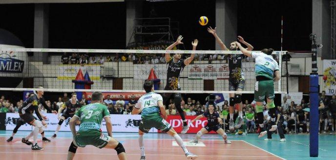 Artykuł: Niewykorzystana szansa AZS-u. Trefl Gdańsk coraz bliżej medalu