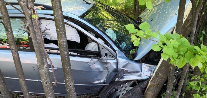Artykuł: Zasnęła za kierownicą