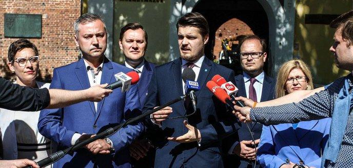 Michał Wypij: Odbić Olsztyn z układu