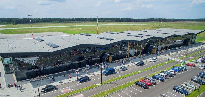 Artykuł: Pierwszy lot z Szyman do Zagłębia Ruhry