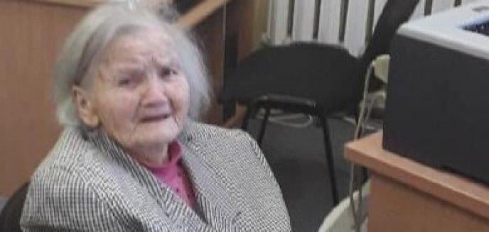 Artykuł: Staruszka nie umiała powiedzieć, gdzie mieszka. Policjantom pomogli internauci