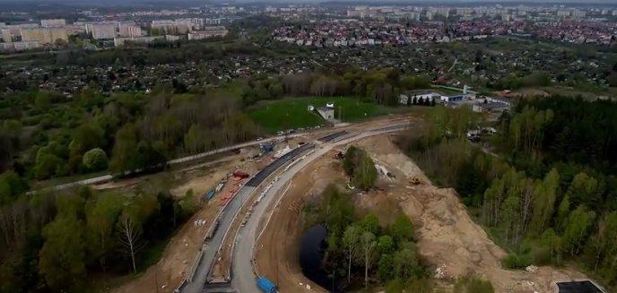 Artykuł: Połączenie miasta z planowanym węzłem Pieczewo już na finiszu [FILM]