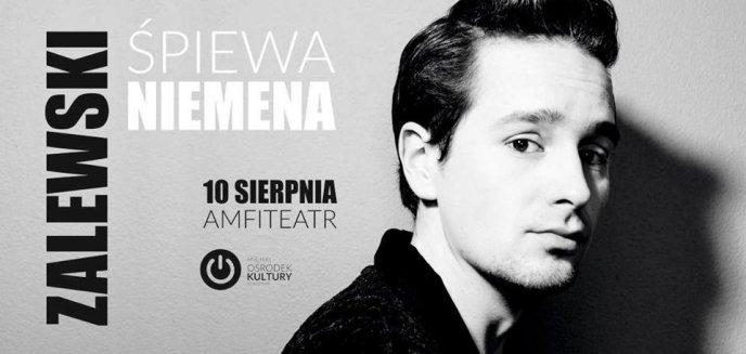 Artykuł: Zalewski śpiewa Niemena, czyli muzyczna bomba w Olsztynie