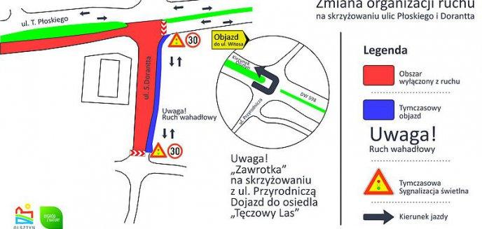 Artykuł: Przebudowa ważnego skrzyżowania