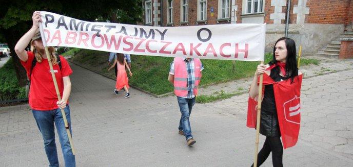 Artykuł: Dąbrowszczaków czy Erwina Kruka? Wojewoda złożył skargę kasacyjną