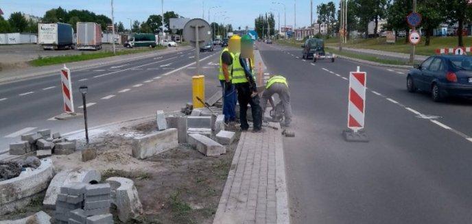 Artykuł: Olsztyńskie drogi w remoncie. Czy jest bezpiecznie? [ZDJĘCIA]