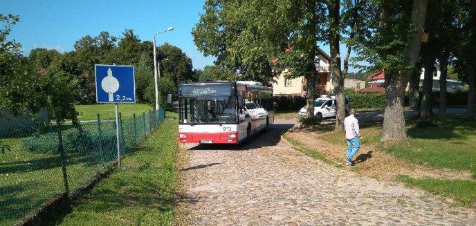 Autobusy linii 110 będą zajeżdżać do Spręcowa? Prywatni przewoźnicy nie byli zainteresowani