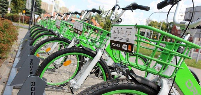 Artykuł: Ruszył system Olsztyńskiego Roweru Miejskiego