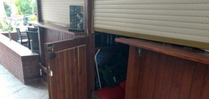 Artykuł: Włamał się do jednego z barów na olsztyńskiej starówce