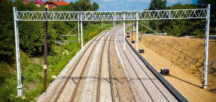 Artykuł: Co słychać w sprawie modernizacji linii kolejowej z Olsztyna do Działdowa? [ZDJĘCIA]