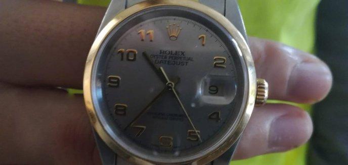 Odzyskano cenny zegarek, który mieszkanka Dywit ukradła na lotnisku w Szwecji
