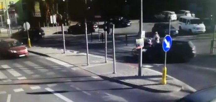 Artykuł: Potrąciła 12-letnią rowerzystkę [WIDEO]