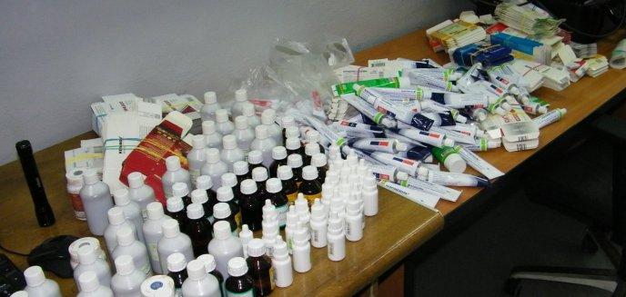 Przemycają leki. Niepokojąca tendencja na granicy