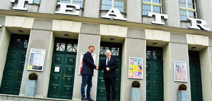 Artykuł: Zbigniew Brzoza oficjalnie dyrektorem olsztyńskiego teatru