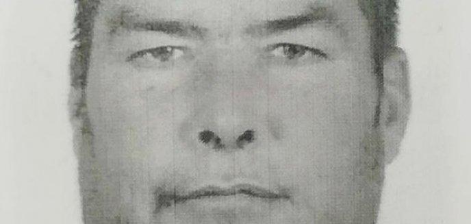 Zaginął 49-letni Grzegorz Piotrowski
