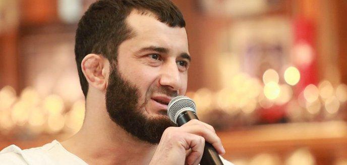Artykuł: Olsztyński zawodnik Mamed Khalidov idzie po zwycięstwo