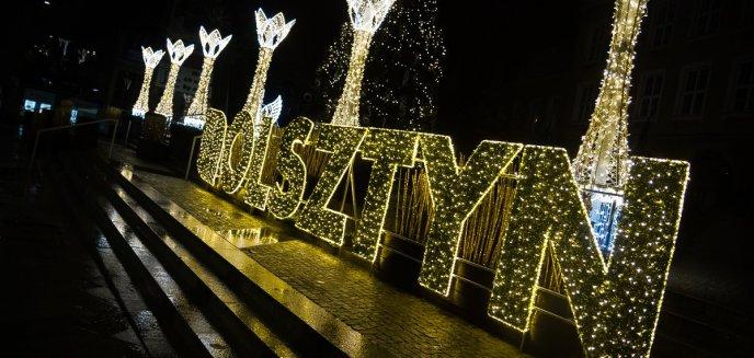 Artykuł: Iluminacje w Olsztynie. Zobacz, jak miasto wystroiło się na święta [ZDJĘCIA]