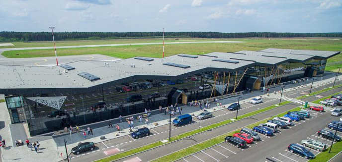 Artykuł: Upadłość linii lotniczych nie przeszkodziła. Loty z Szyman do Bułgarii utrzymane