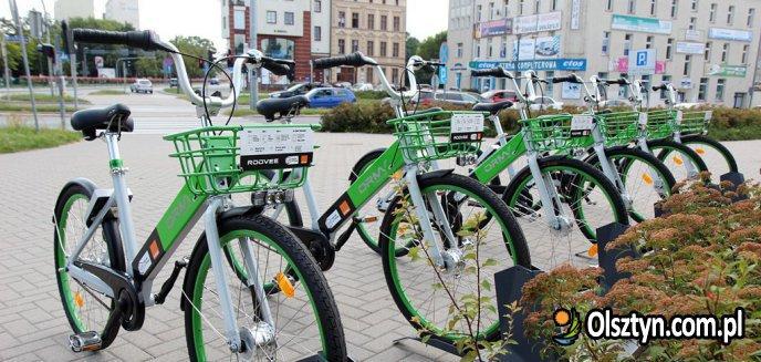 Artykuł: Olsztynianie wybrali lokalizacje stacji roweru miejskiego