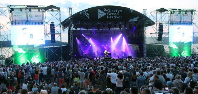 Artykuł: Znamy pierwszych artystów Olsztyn Green Festival 2019. Będą tłumy - będzie kemping?