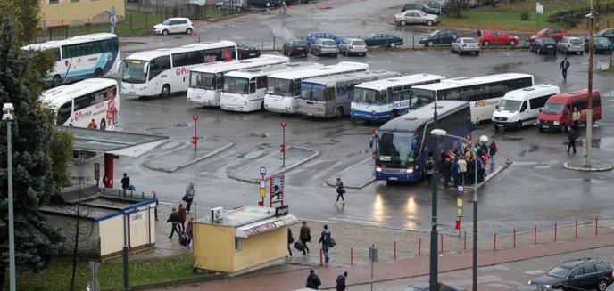 Wypełnią lukę po zlikwidowanym, olsztyńskim PKS-ie? Pomóc ma ''piątka Kaczyńskiego''