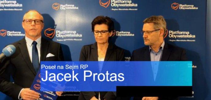 Artykuł: Powrót małego ruchu granicznego i kolejne środki z programu Polska Wschodnia. Były marszałek województwa kandydatem do europarlamentu