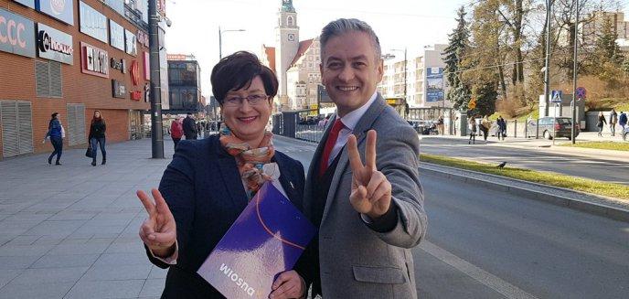 Artykuł: ''Wiosna'' zawitała do Olsztyna. Biedroń przedstawił kandydatów do Parlamentu Europejskiego [ZDJĘCIA]