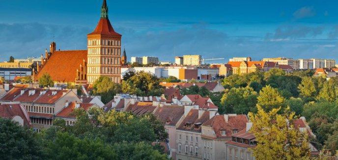 Artykuł: Olsztyński tydzień. Strajki, komunikacja, zabytki…