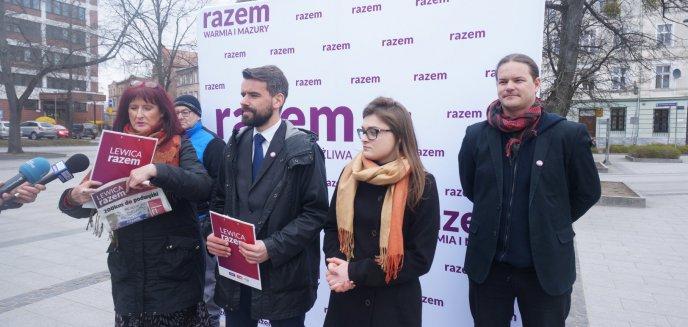 Artykuł: Lewica Razem przedstawiła kandydatów do Parlamentu Europejskiego