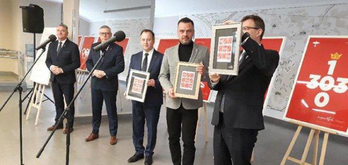 Artykuł: ''Niepodległość wyszła z Gietrzwałdu''. Wyjątkowa wystawa plakatów w urzędzie wojewódzkim