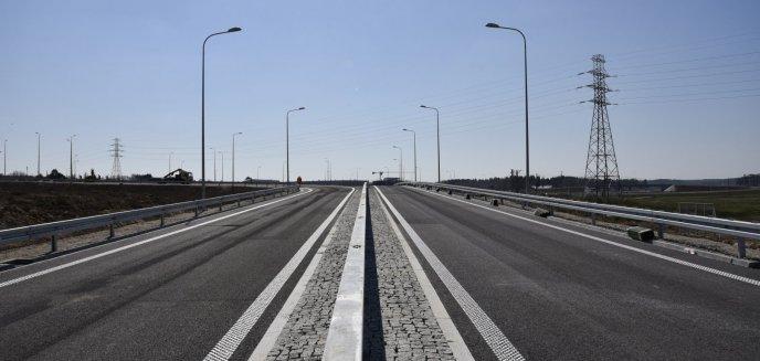Artykuł: Koniec prac na węźle Olsztyn Południe. Można już korzystać z wszystkich łącznic