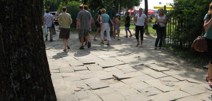 Artykuł: 3 mln zł rocznie na remont chodników
