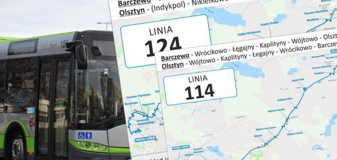 Artykuł: Komunikacja miejska znowu połączy Olsztyn z Barczewem!