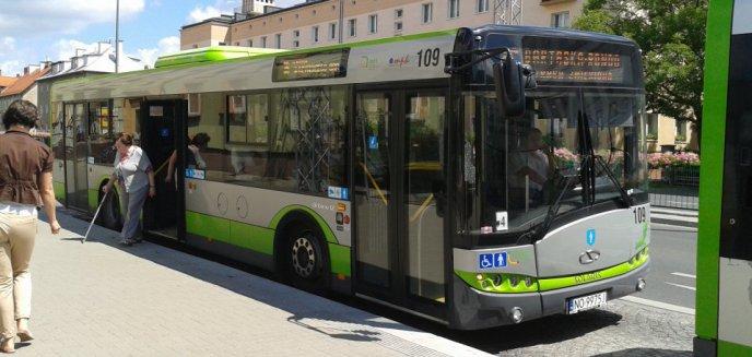 Artykuł: Majowe zmiany w kursowaniu autobusów