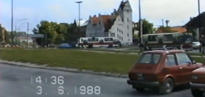 Artykuł: Olsztyn na nagraniu sprzed 30 lat [FILM]